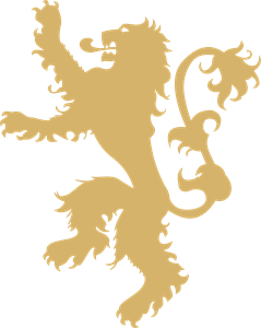 House Lannister Logo Vector (.AI) Free Download