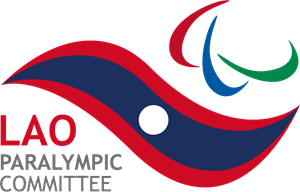 Lao Paralympic Committee Logo Vector