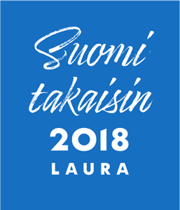 Laura 2018 Logo Vector