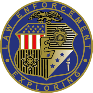 Law enforcement Exploring Logo Vector