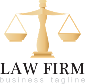 Law Firm Logo Vector