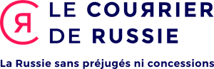 Le Courrier de Russie Logo Vector