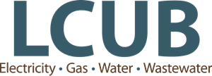 Lenoir City Utilities Board LCUB Logo Vector