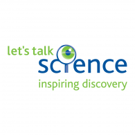 Let's Talk Science Logo Vector
