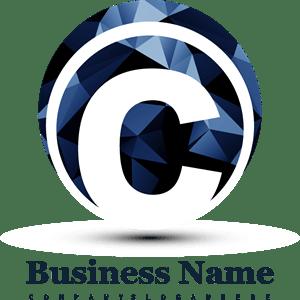 C Logo Images letter c Logo Vector (...