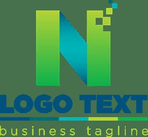 Letter N Logo Vector Eps Free Download
