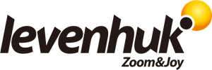 Levenhuk Zoom & Joy Logo Vector