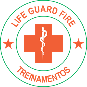 Life Guard Fire - Treinamentos Logo Vector