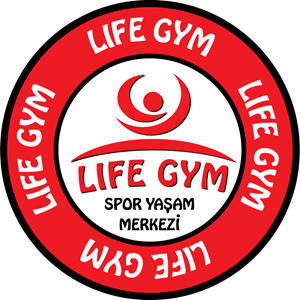 Life Gym Logo Vector