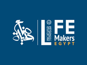 Life Makers Egypt Logo Vector
