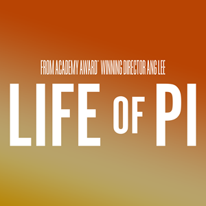 Life of Pi Logo Vector