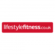 Lifestyle Fitness Logo Vector