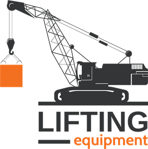 Lifting equipment Logo Vector