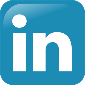 Linkedin Icon Logo Vector