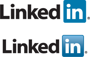 linkedin logo vector eps free download