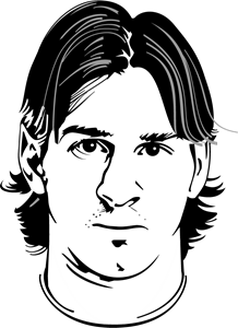 lionel messi Logo Vector