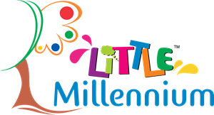 Little Millenium Logo Vector