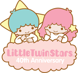LITTLE TWIN STAR Logo Vector