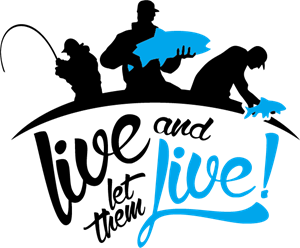 Live and let them live Logo Vector