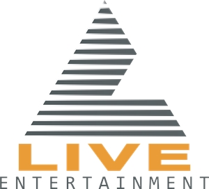 Live Entertainment LTD Logo Vector