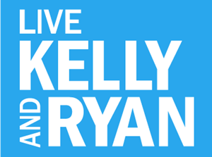 Live with Kelly and Ryan Logo Vector