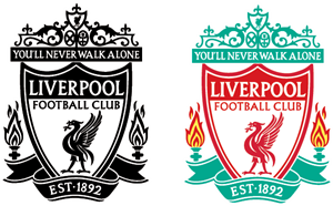 Liverpool Football Club Logo Vector