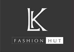 LK Fashion Hut Logo Vector