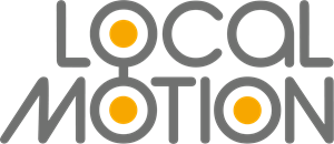 Local Motion Logo Vector