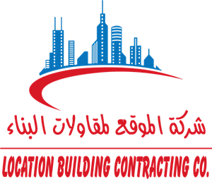 LOCATION BUILDING CONTRACTING CO. Logo Vector