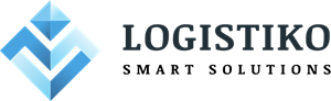 Logistiko Logo Vector