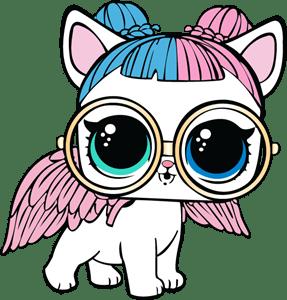 Lol Surprise Pet Logo Vector Ai Free Download