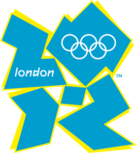 London 2012 - Blue Logo Vector
