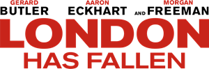 London Has Fallen Logo Vector