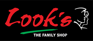 Look's, The Family Shop Logo Vector