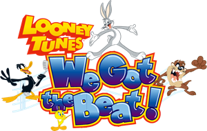 Looney Tunes We Got the Beat Logo Vector