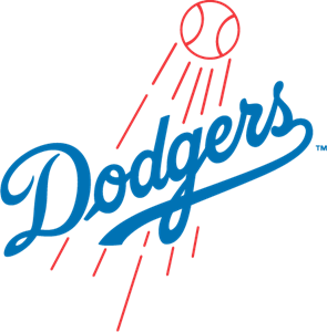 Los Angeles Dodgers Logo Vector