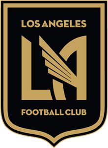 Los Angeles FC Logo Vector