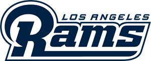 Los Angeles Rams Logo Vector