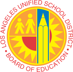 Los Angeles Unified School District Logo Vector
