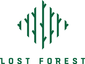 Lost Forest at Snowmass Logo Vector