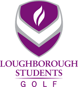 Loughborough University Students Golf Club Logo Vector