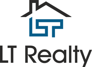 LT Realty Logo Vector
