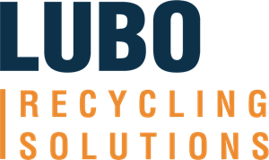 Lubo Recycling Solutions Logo Vector