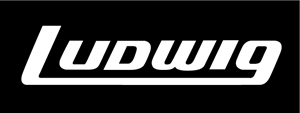 Ludwig drums Logo Vector
