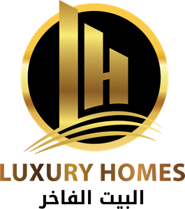 Luxury Homes Logo Vector