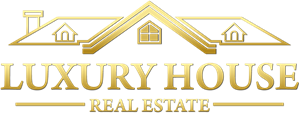 luxury house Logo Vector