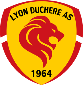 Lyon-Duchere AS Logo Vector