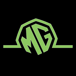 MG Cars Logo Vector