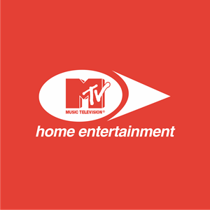 MTV. home entertainment Logo Vector