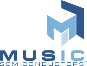 MUSIC Semiconductors Logo Vector